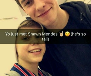 shawn mendes and case walker image