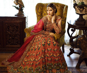 Couture, desi, and indian image