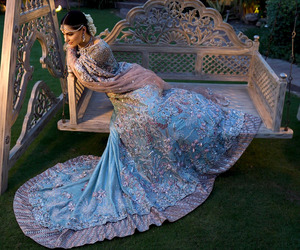 bride, Couture, and hindi image