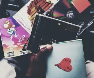 kanye, album, and yeezus image