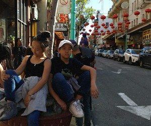 chinatown, sf, and madeinlay image