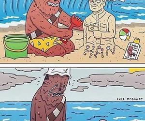 sad, tristes, and star wars image