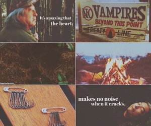 aesthetic, new moon, and quotes image