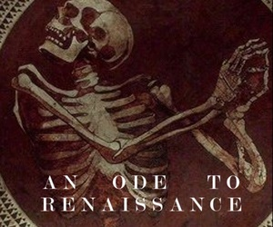art, goth, and renaissance image
