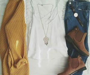 fancy, fashion, and longsueter botas image