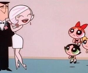 powerpuff girls and cartoon image