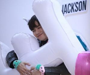 got7 and jackson wang image