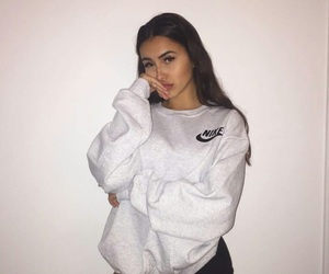 girl, nike, and goals image