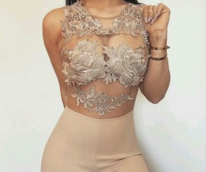 body, fashion, and outfits image