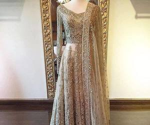 desi, dress, and wedding image