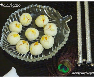 ladoo, malai, and paneer image