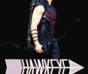 hawkeye and jeremy renner image