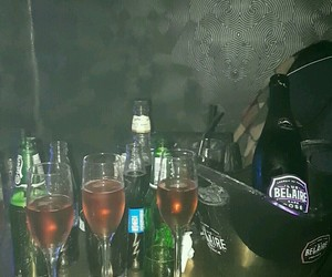 alcohol, champagne, and club image