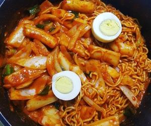 asia, korea, and food image