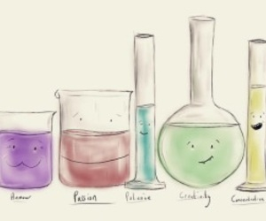 chemicals, elements, and science image