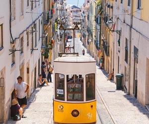 lisbon, portugal, and travel image