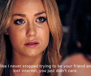 quote, lauren conrad, and friends image