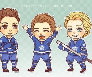 Ice Hockey, nhl, and toronto maple leafs image