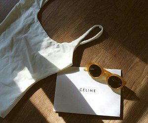 celine, light, and photography image