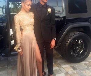 couples, style, and dress image