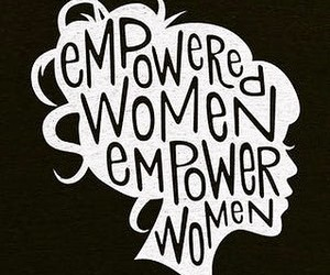 empowerment, woman, and feminism image