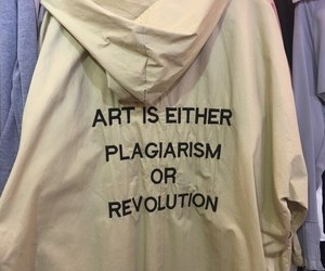 art, quotes, and revolution image