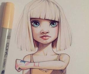 ️sia, art, and draw image