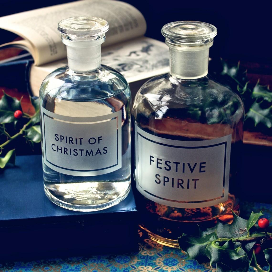 aesthetic, bottles, and spirit image