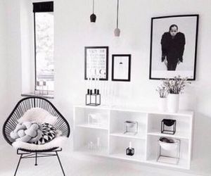 black, white, and goals image