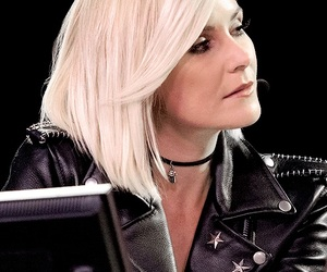 beauty, wrestling, and renee young image