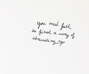fall, handwritten, and inspiration image