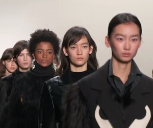 fashion show, models, and nyfw image