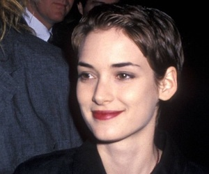90s, short hair, and winona ryder image