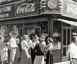 vintage and coca cola image