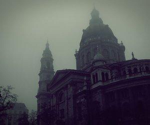 architecture, gothic, and dark image