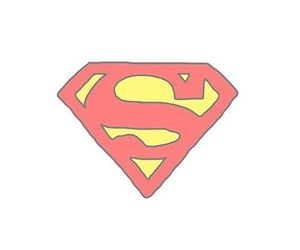 superman, overlay, and hero image