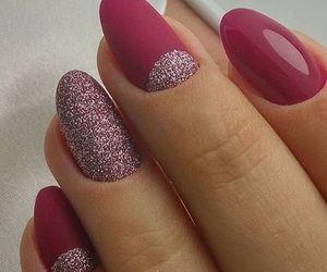 nail art, nails, and fashion image