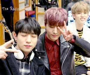 Jae, young k, and day6 image
