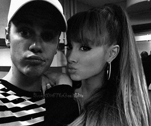 jariana, Relationship, and justin bieber image