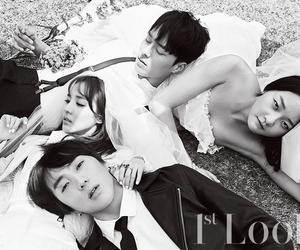 dara, jang ki yong, and seungyoon image