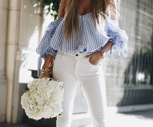 chic, style, and fashion image