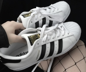 addidas, background, and balck and white image