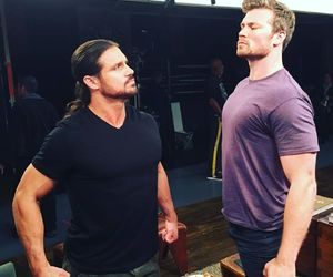 baby daddy, twitpic, and derek theler image