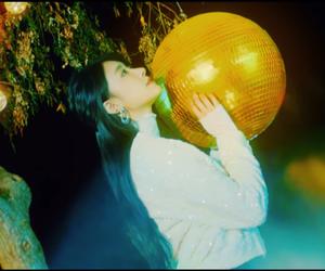 aesthetics, asian girls, and lights image