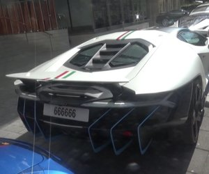Lamborghini, london, and supercars image