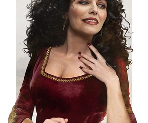 disney, tangled, and mother gothel image