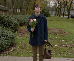 flowers, bates motel, and freddie highmore image