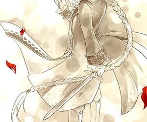 pandora hearts, jack vessalius, and anime image