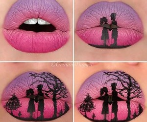 lips and love image