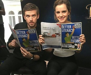 beauty and the beast, dan stevens, and disney image